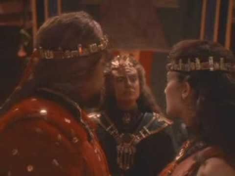 Star Trek DS9: matrimonio tra Worf e Jadzia Dax