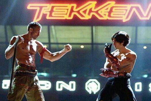 Tekken Movie // Bryan Fury Vs Jin Kazama