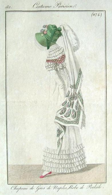 Costume parisien (1174), 1811.