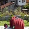 espaço de arquitectura . portal de arquitectura | concursos de arquitectura - projectos de arquitectura - bolsa de emprego de arquitectura - notícias de arquitectura - arquitectos portugueses - arquitectura portuguesa - projectos - portugal - Escultura Habitável . Shelter byGG - Gabriela Gomes