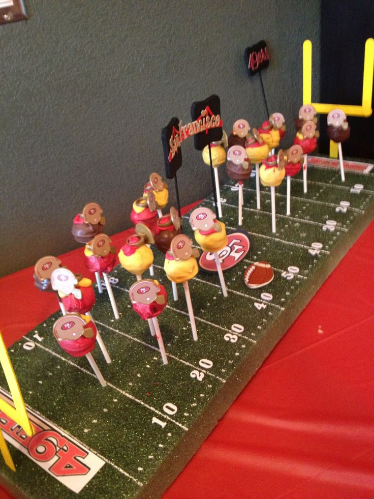 28 Best Images About 49ers Babyshower Theme On Pinterest