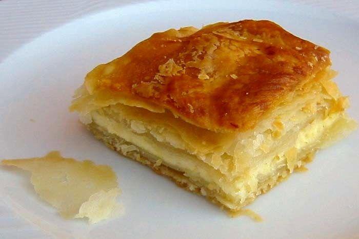 Η τυρόπιτα της κυρίας Άννας – με σπιτική μακεδονική σφολιάτα