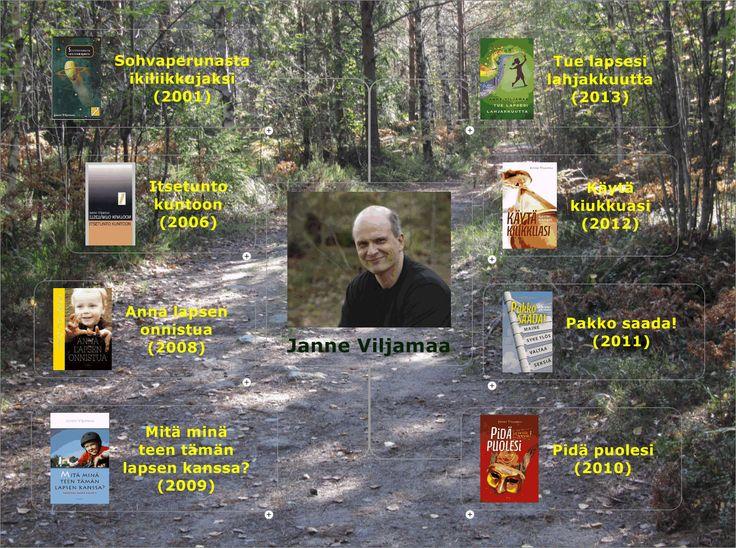Janne Viljamaa - kirjat