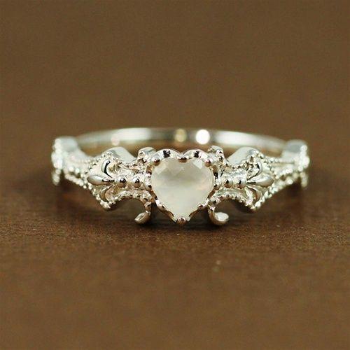 a08cf22ef6d299615b81b84e4ffdb91djpg - Moonstone Wedding Rings