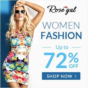 #rosegal #coupon: 54% OFF #minidress #plussize #dresses #freeshipping #women #fashion #promocode