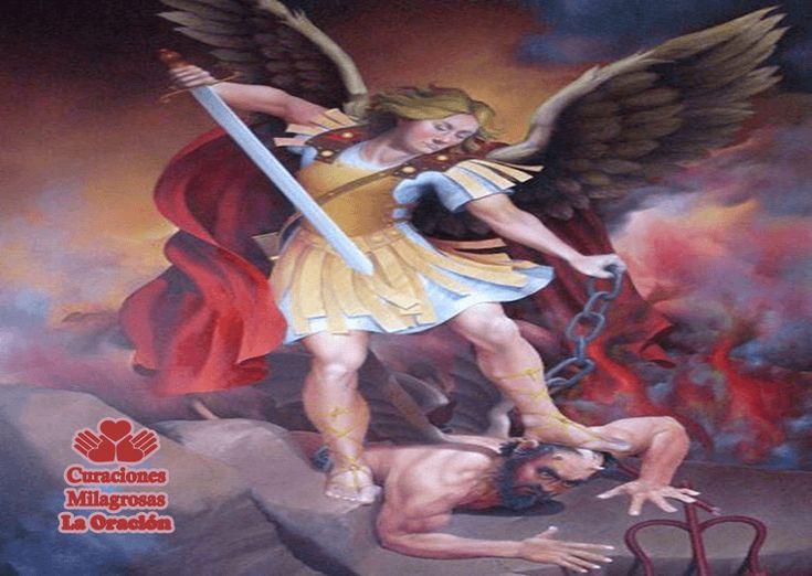 Oración a San Miguel Arcángel pidiendo Bendición y Protección ¡Oh glorioso y amadísimo arcángel San Miguel! El más próximo a la Divinidad...