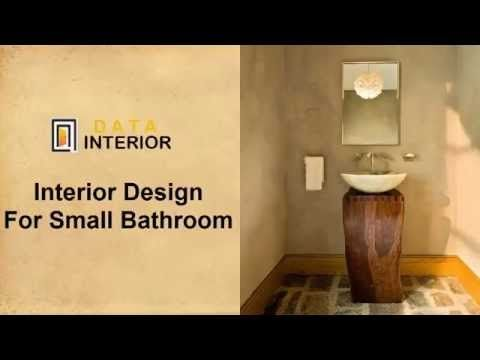 Interior Design For Small Bathroom