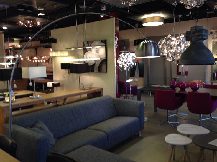 images about Showroom winkel interieur verlichting . Keuken woonkamer ...