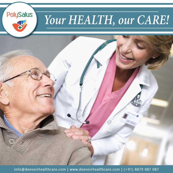 Redefining #healthy #living. #Polysalus #dEEVOiR #HealthCare
