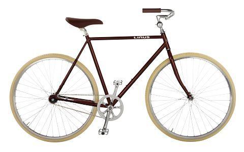 Linus Bike Roadster Classic   Rosewood or Cream