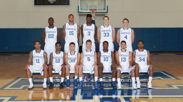 kentucky basketball | Kentucky Basketball's Starting Lineup?