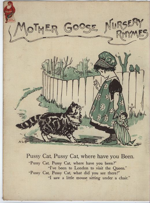 Best 900 Mother S Goose Nursery Rhymes Old Ilrations Images On