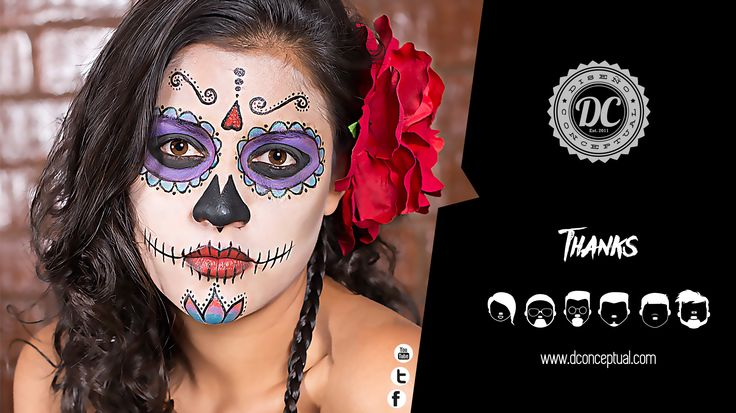 CATRINA Ph: Cristina Vega Rhor Make Up: Agus Valencia Make Up Modelo: Gabriela Ricaurte #dconceptual #dconceptuio #catrina #producciónaudiovisual #fotografía #estudiocreativo #ideasenacción #diseñodecalidad  www.dconceptual.com