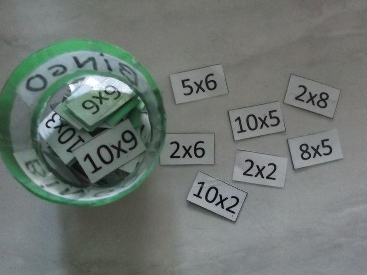O jogo de bingo é muito conhecido entre os adultos, mas também pode ser uma boa brincadeira para as crianças. Então dá pra brincar de bingo e aprender a tabuada ao mesmo tempo? Claro que dá, e é bem mais fácil do que você imagina. Pra começar você vai precisar fazer as cartelas de bingo, … Continuar lendo Bingo da Tabuada