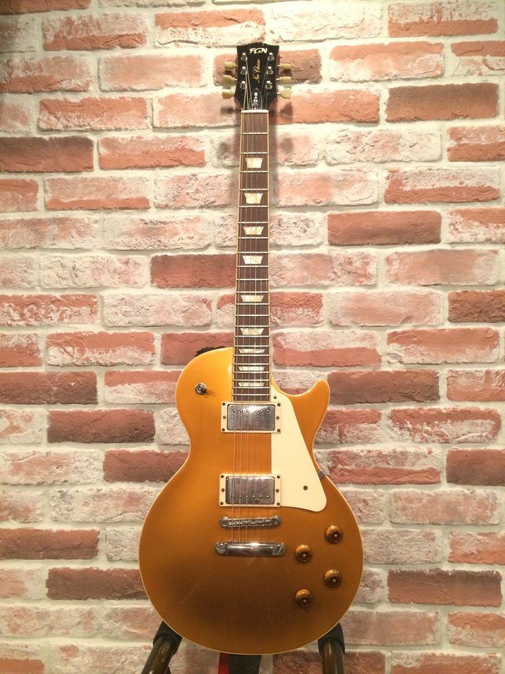 FUJIGEN Les Paul type サウンドスタジオノア 新宿 03-5332-8366 http://shinjuku.studionoah.jp/