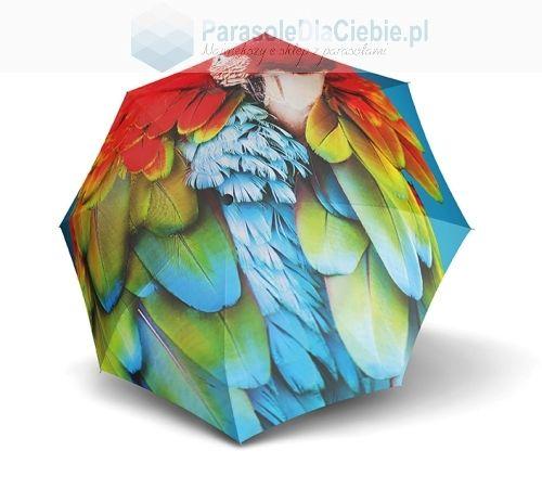 Długi parasol Modern Art ARA marki Doppler