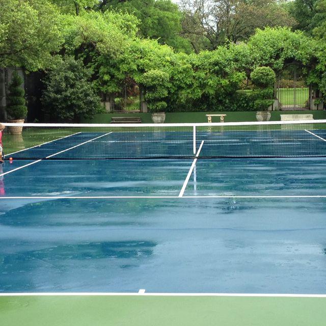 28 Best Tennis Court Landscape Ideas Images On Pinterest