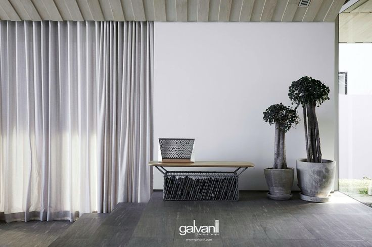 Gabion bench www.galvanii.com