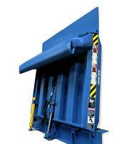 U-Series VErtical Dock Leveler