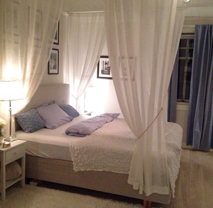 Himmelbett zimmer Pinterest More Bedrooms and Room ideas