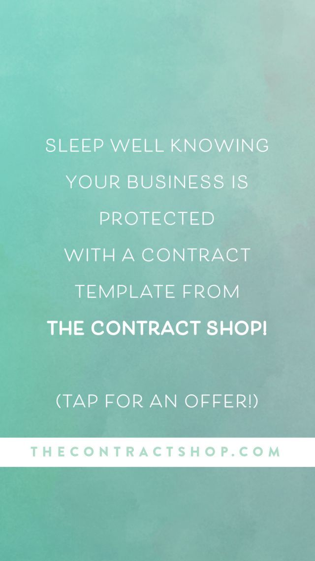 Are you blogging legally? Get done for you legal contracts templates for your blog or business, client contracts, affiliate agreements and more! This is an affiliate link.