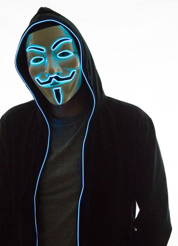 VENDETTA LED Mask