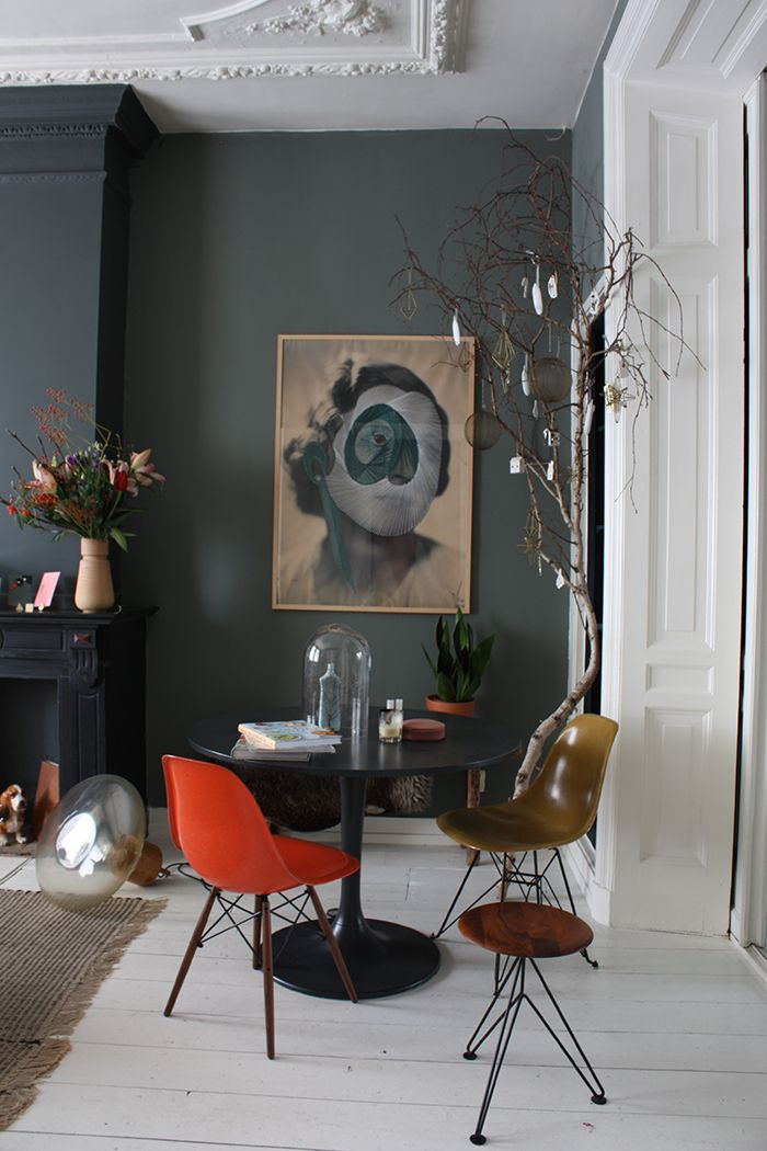 "Move Over, Minimalism: The ""New Victorian"" Look is On the Rise ~ETS #diningroom"