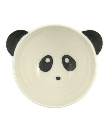 Look what I found on #zulily! Panda Bowl by Kotobuki Trading #zulilyfinds http://www.zulily.com/invite/jmould865