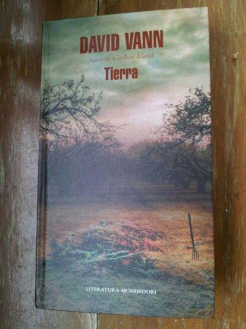 """""""Tierra"""", de David Vann"""
