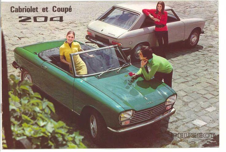 La 204 est une vraie révolution pour Peugeot. Ce modèle, lancé en 1965 inaugure la traction avant chez le constructeur sochalien.