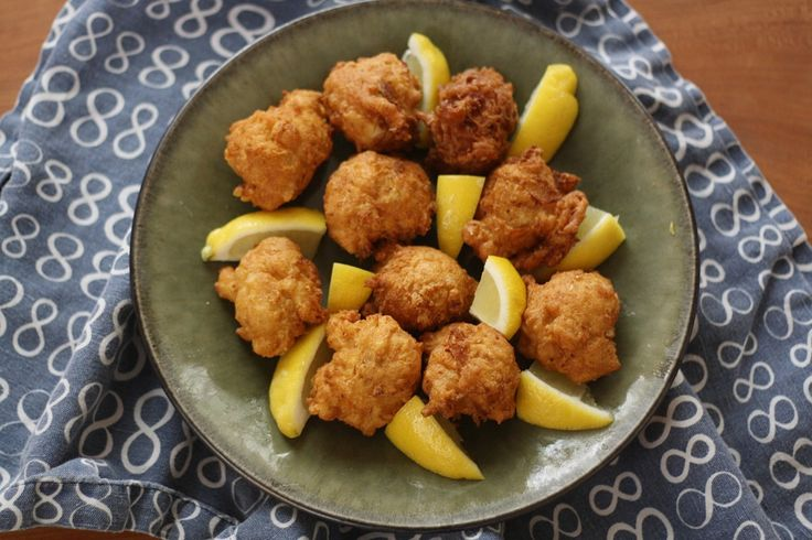 How to Make New England Clam Cakes | Step-by-Step