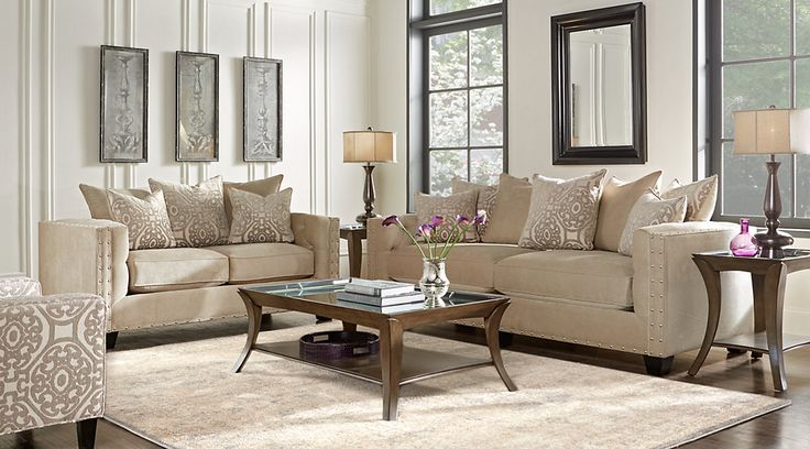 38 best in my house i want images on pinterest bathroom for Sidney road taupe living room collection