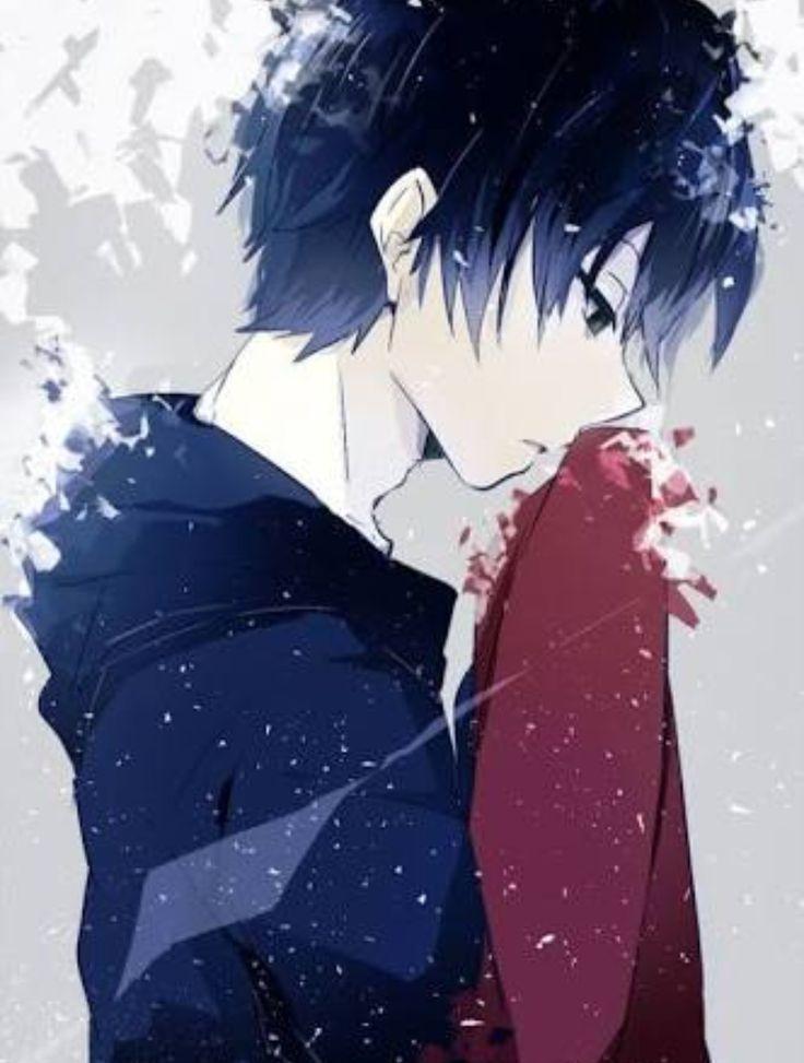 Anime Bilder Traurige Kunst Manga Boy Madchen Kawaii Jungs Zufallige Schone Dinge