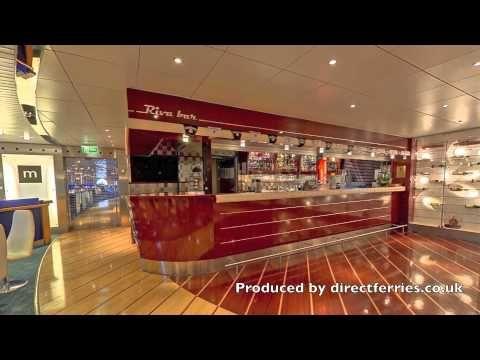 Stena Line Stena Saga ferry review and ship guide
