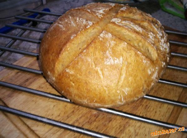 Kváskový bezlepkový chleba