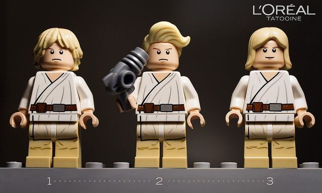 100 custom LEGO minifigs - Photo 15