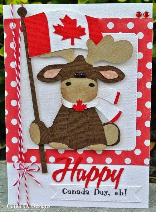 Candi O Designs: Happy Canada Day, eh!