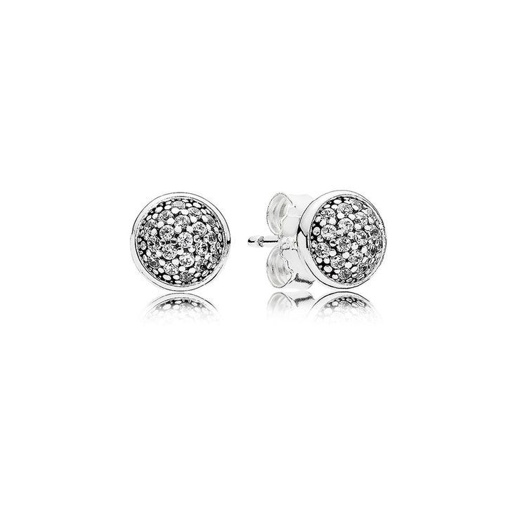 Blue Diamond Club - Womens Elegant 18ct Yellow Gold Filled Owl Stud Earrings - Lilac I3urt