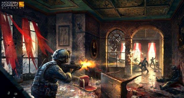 Modern Combat 5 Blackout Çıkış Tarihi belli oldu!
