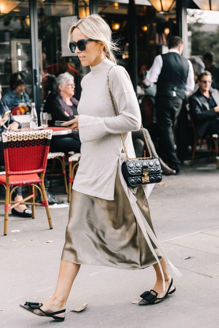 Street Style #PFW / Día 1 / 27 de septiembre de 2017