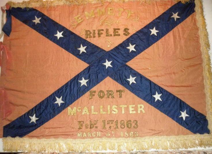 The Emmett Rifles ~ Georgia