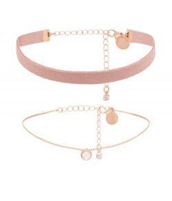 Layered Choker Necklace from Forever New R149,00