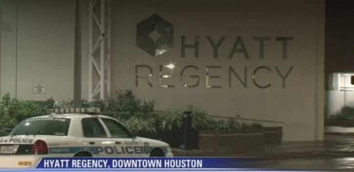 FOX NEWS: Man found with small arsenal on Houston Hyatt Regency's top floor before New Year's Eve celebration police say
