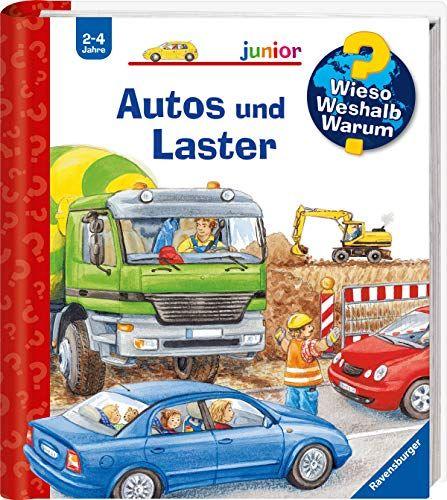 Autos und Laster (Wieso? Weshalb? Warum? junior, Band 11) #Laster, #Wieso, #Auto…