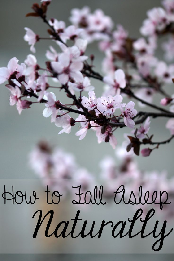 How To Fall Asleep Naturally Even When You're Stressed