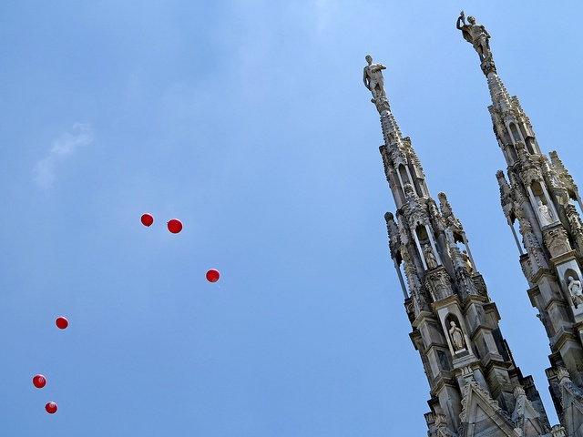 Milano morning #1 by angelocesare, via Flickr