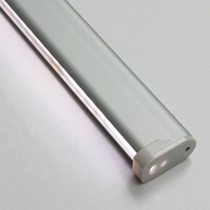 Cool Idea, Illuminated Closet Rod. But The Alloy Is Not Really Strong So  There