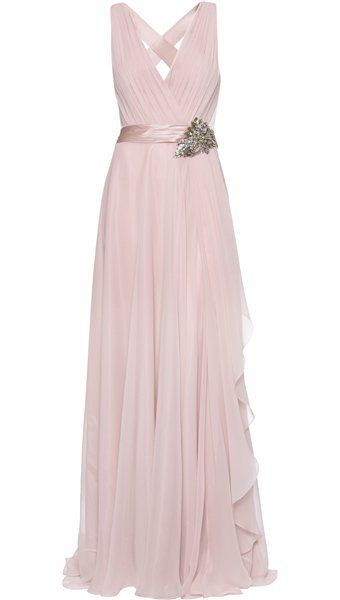 Love the atherial feel of this jenny packham dress