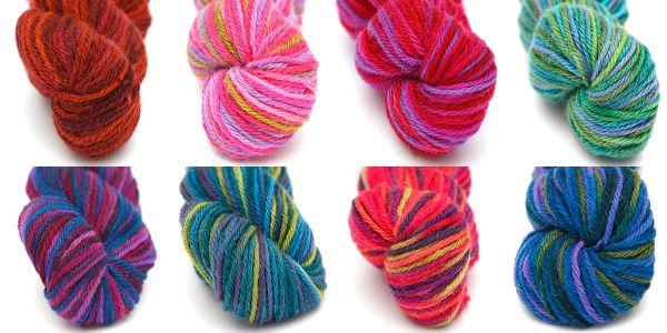 Artesano Colour pack of 8 x DK Hand Painted Alpaca Wool Blend Yarns #handpainted #variegated #spacedyed #handdyed #handdying #handdye #colourpacks #lacey #knitting #crochet #weaving #weave #felting #alpaca #yarn #wool #alpacasilk #knit #alpaca #wool #yarn #crocheting #dk #doubleknitting #doubleknit