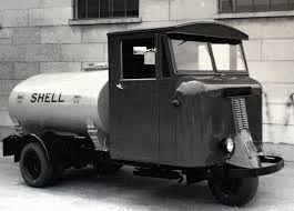 Scammell Mechanical Horse tanker